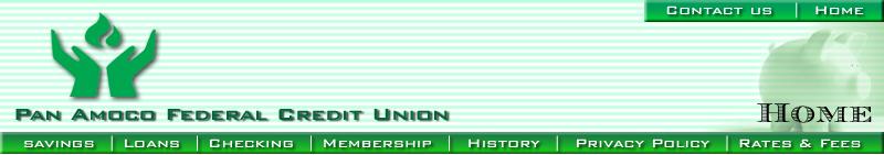 Www Amoco föderale Union Kredit